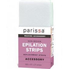 "Parissa - Epilation Strips Small 5"" x 2"""