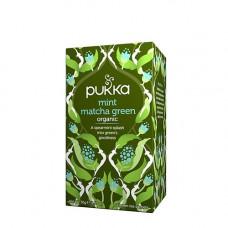 Pukka - Økologisk Mint Matcha Green Te