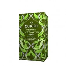 Pukka - Økologisk Green Supreme Matcha Te