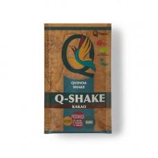 Q-Organic - Økologisk Quinao Q-Shake med Råkakao
