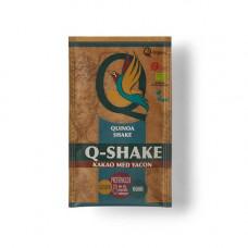 Q-Organic - Økologisk Quinoa Q-Shake med Råkakao & Yacon