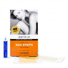 Parissa - Wax Strips Legs & Body Maxi Pack