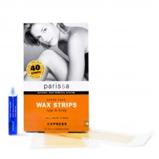 Parissa - Wax Strips Legs & Body Maxi Pack