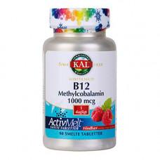 KAL - B12 Methylcobalamin 90 tabletter