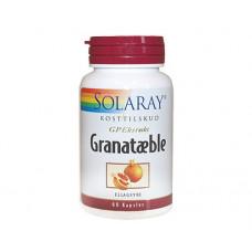 Solaray - Granatæble 60 Kapsler