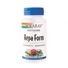 Solaray - Hepa Form 100 Kapsler