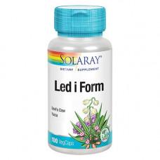 Solaray - Led I Form 100 Kapsler