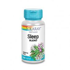 Solaray - Sleep Blend 100 Kapsler