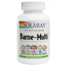 Solaray - Barne-Multi