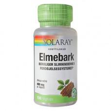 Solaray - Elmebark 400 Mg