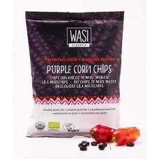 WASI organics - Lilla Majs Chips med Quinoa & Chili