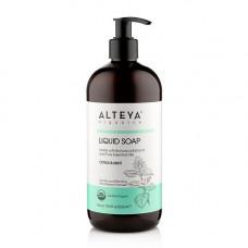 Alteya Organics - Økologisk Flydende Sæbe med Citrus & Mint 500ml