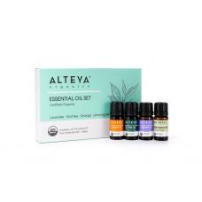 Alteya Organics - Økologisk Essentiel olier Pure Gratitude Gaveæske