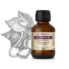 Alteya Organics - Økologisk Macadamia Olie