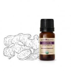 Alteya Organics - Økologisk Ingefærolie