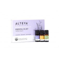 Alteya Organics - Økologisk Essentiel olier Pure Indulgence Gaveæske