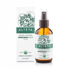 Alteya Organics - Økologisk Hvid Rosenvand - zero Waste