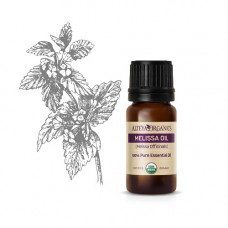 Alteya Organics - Økologisk Melissaolie