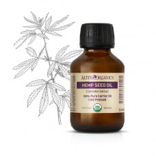 Alteya Organics - Økologisk Hampfrøolie