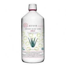 AVIVIR - Aloe Vera Drikke 95 % m. æbler