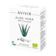 AVIVIR - Økologiske Aloe Vera Kapsler