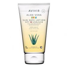 AVIVIR - Aloe Vera Kids Sun Lotion SPF 30