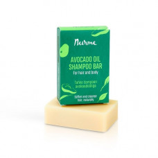 Nurme - Avocado Oil Shampoo Bar for Dark Hair