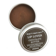 Beauty Made Easy - Lip Lover - Tinted Lip Balm Chocolate