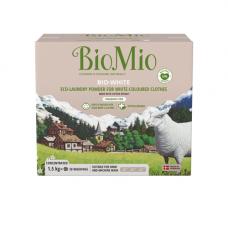 BioMio - Parfumefri Vaskepulver til Hvidt Tøj