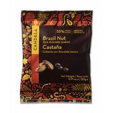 CANDELA - Økologisk Chokolade Overtrukket Paranødder