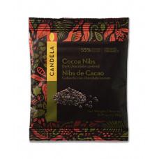 CANDELA - Økologisk Chokolade Overtrukket Kakao Nibs