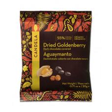 CANDELA - Økologisk Chokolade Overtrukket Gyldenbær