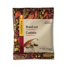 CANDELA - Økologisk Ristede Paranødder med Chili