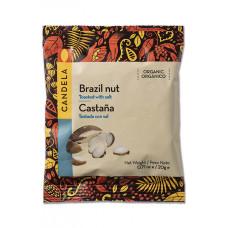 CANDELA - Økologisk Ristede Paranødder med Salt