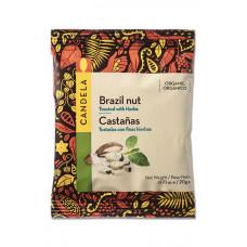 CANDELA - Økologisk Ristede Paranødder med Basilikum & Rosmarin