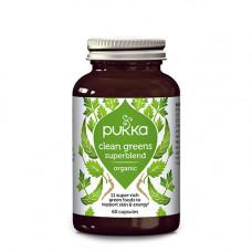 Pukka - Økologisk Clean Green Kapsler