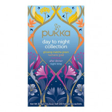 pukka -  Økologisk Day to Night Collection Te