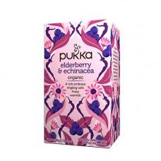 Pukka - Økologisk Hyldebær og Echinacea Te