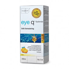 Novasel - Eye Q Flydende 2 x 200 ml.