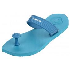 FAIR MOVE - Tå-sandaler i Turkis Str. 38/39