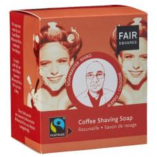 FAIR SQUARED - Økologisk Barbersæbe med Kaffe Ekstrakt