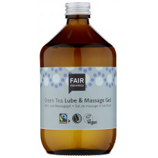 FAIR SQUARED - Green Tea Lube & Massage Gel - Zero Waste