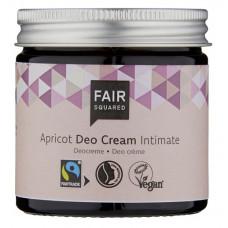 FAIR SQUARED - Apricot Intimate Deodorant Cream - Zero Waste