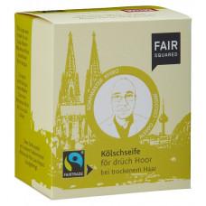 FAIR SQUARED - Økologisk Øl Shampoobar til Tørt Hår