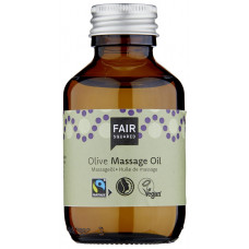 FAIR SQUARED - Olive Basis Massage Oil - Zero Waste