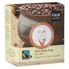 FAIR SQUARED - Økologisk Shea Body Sæbebar