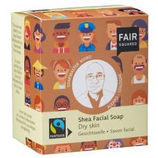 FAIR SQUARED - Økologisk Ansigtssæbe til Tør og Medtaget Hud