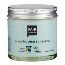 FAIR SQUARED - Green Tea After Sun Lotion - Zero Waste