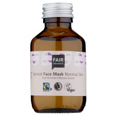 FAIR SQUARED - Apricot Sheet Mask Serum til Normal Hud - Zero Waste