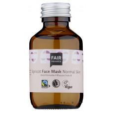 FAIR SQUARED - Apricot Sheet Mask Serum til Normal Hud - Zero Waste